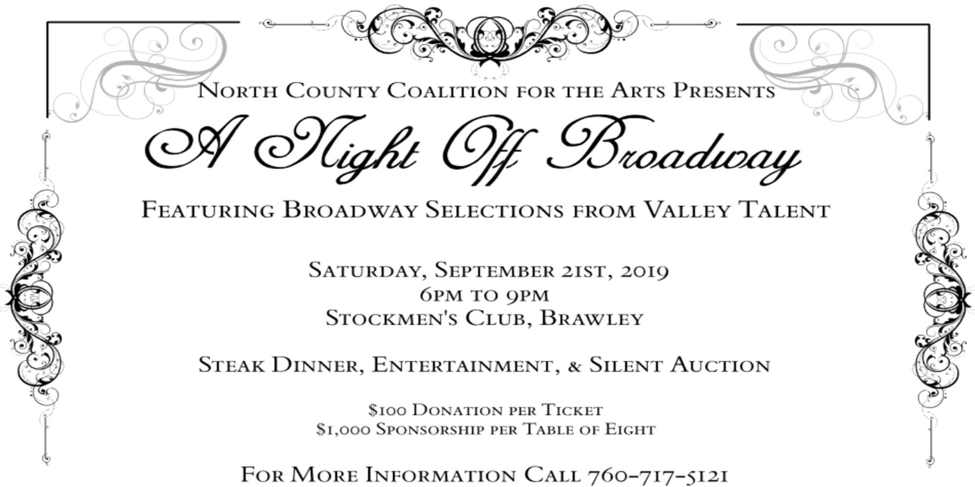 North County Coalition for the arts